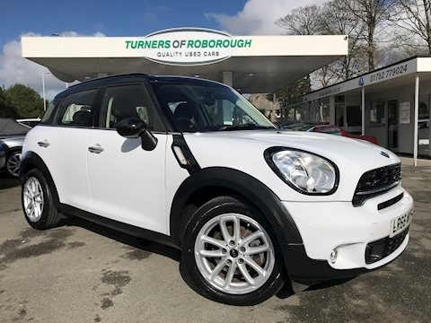 MINI Countryman Cooper SD Countryman 2.0 5dr Countryman Automatic Diesel