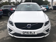 XC60 D4 R-Design Lux Nav Awd 2.4 5dr Estate Geartronic Diesel
