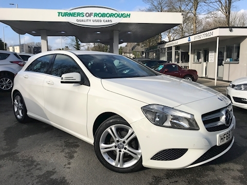 Mercedes-Benz A-Class A180 Cdi Blueefficiency Sport 1.5 5dr Hatchback 7G-DCT Diesel