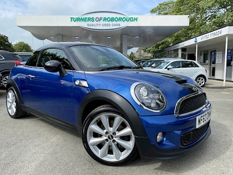 Mini Coupe Cooper S Coupe 1.6 2dr Coupe Manual Petrol