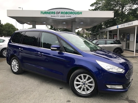 Ford Galaxy Titanium X Tdci 2 5dr MPV Manual Diesel