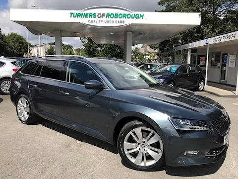 SKODA Superb Se L Executive Tdi 2 5dr Estate DSG Auto 6Spd Diesel