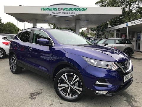 Nissan Qashqai Dci N-Connecta 1.5 5dr SUV Manual Diesel