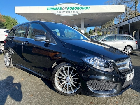 Mercedes-Benz B-Class B 180 D Amg Line Executive 1.5 5dr Mpv Automatic Diesel
