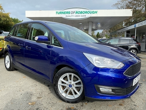 Ford C-Max Grand Zetec 1.0 5dr MPV Manual Petrol