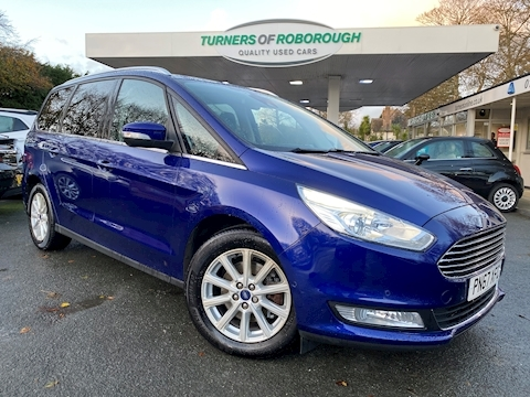 Ford Galaxy Titanium X Tdci 2.0 5dr MPV Manual Diesel