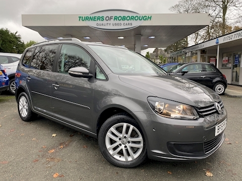 Volkswagen Touran Se Tdi Bluemotion Technology 2.0 5dr MPV Manual Diesel