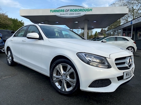 Mercedes-Benz C Class C200 Bluetec Se 1.6 4dr Saloon Manual Diesel