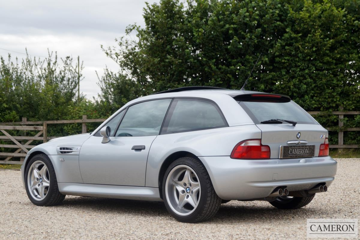 Used Bmw Z3 M Coupe 1999 Cameron Sports Cars