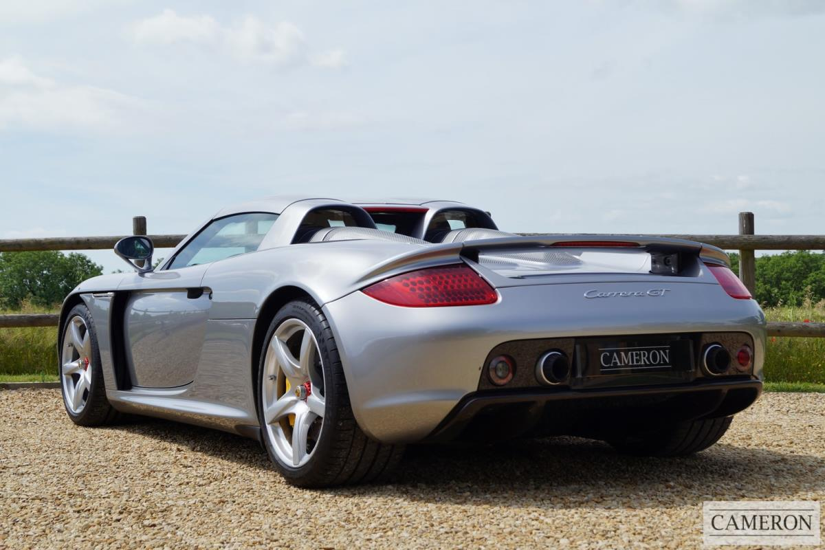 used porsche carrera gt 2006 cameron sports cars. Black Bedroom Furniture Sets. Home Design Ideas