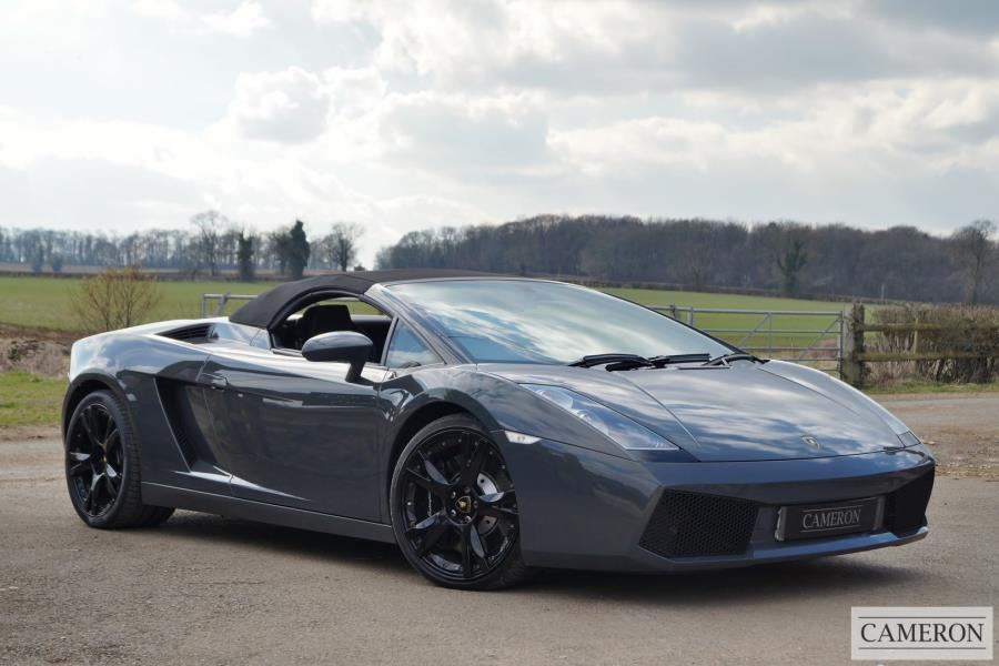 Lamborghini Gallardo Spyder For Sale