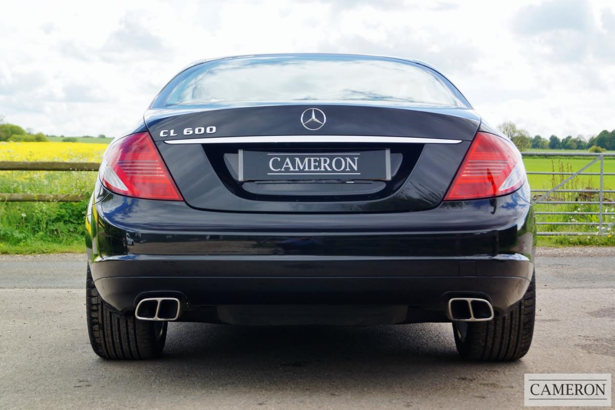 used mercedes cl 600 2007 cameron sports cars. Black Bedroom Furniture Sets. Home Design Ideas