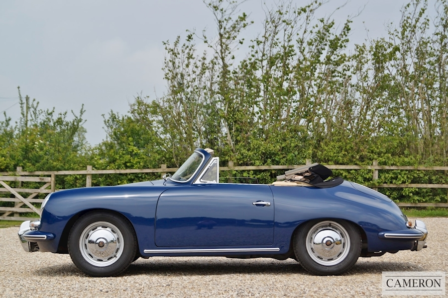 Porsche 356 B T6 Cabriolet For Sale