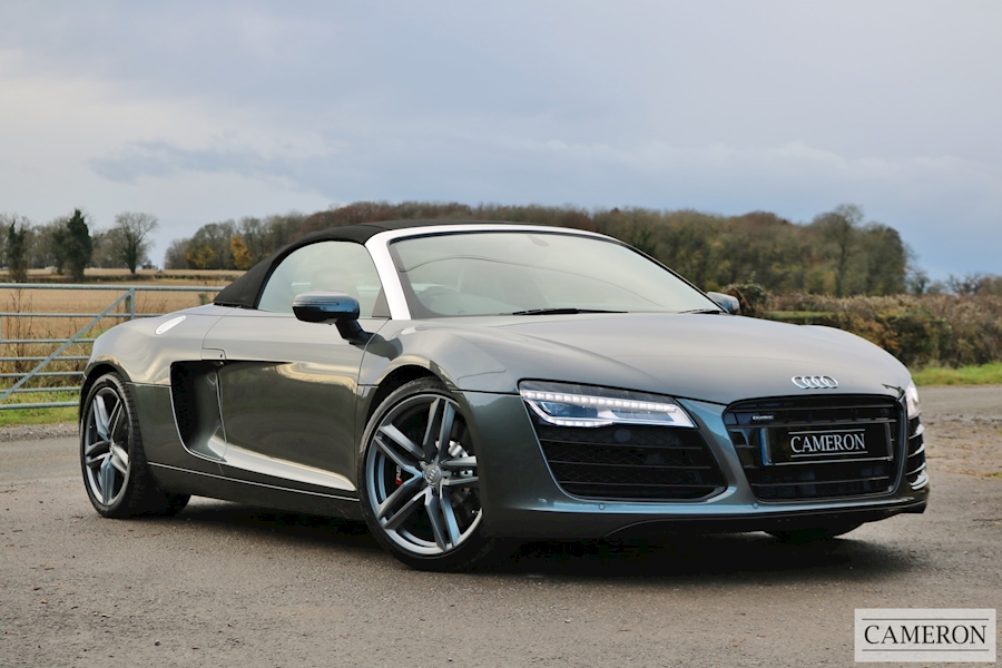 Audi R8 Spyder V8 Quattro For Sale