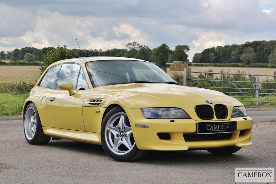 Bmw Z Series M Coupe