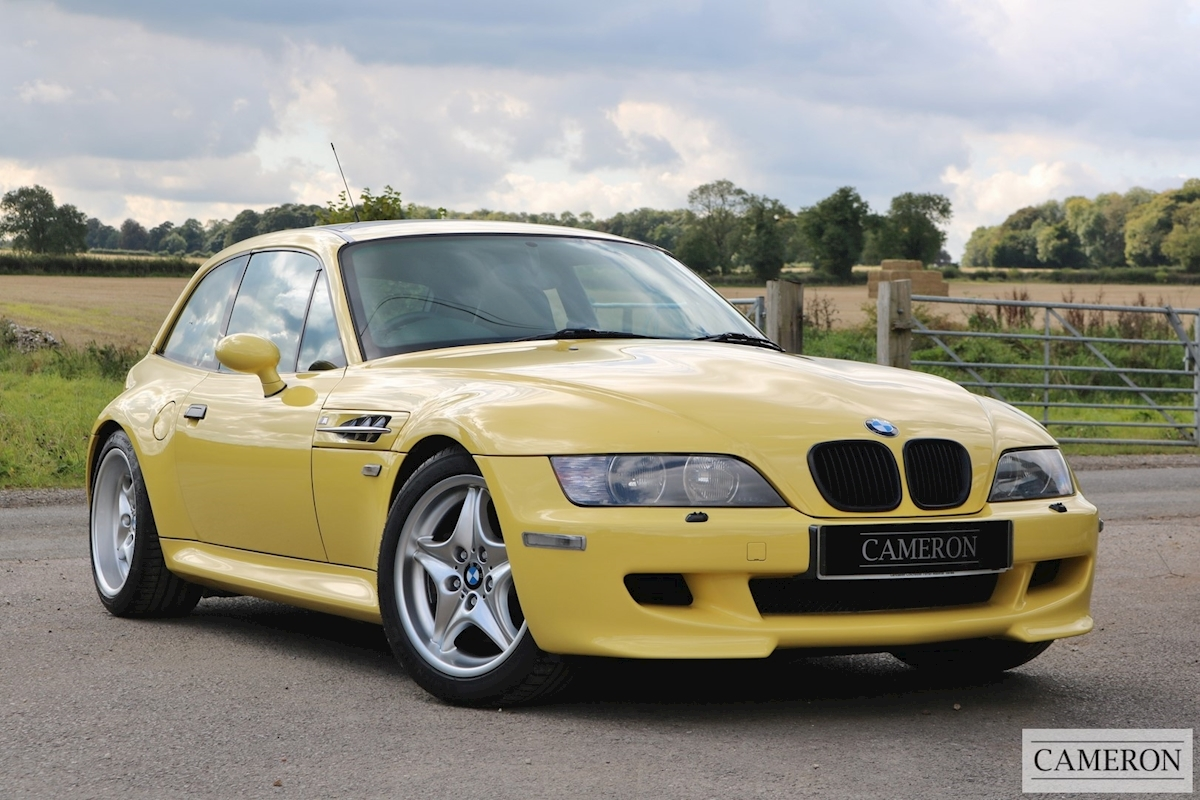 Used Bmw Z3 M Coupe S50 1999 Cameron Sports Cars