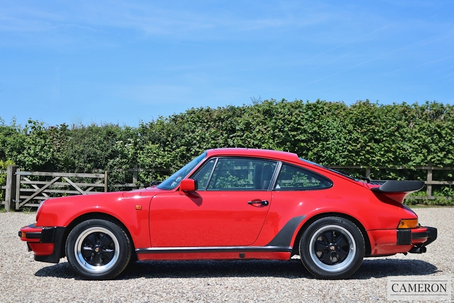 Porsche 911 930 Turbo Coupe For Sale