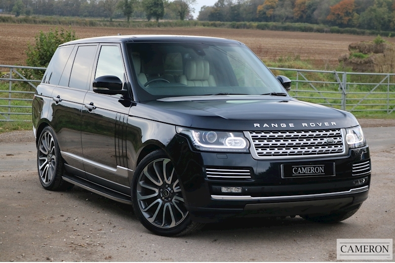 Land Rover Range Rover Tdv6 Autobiography For Sale