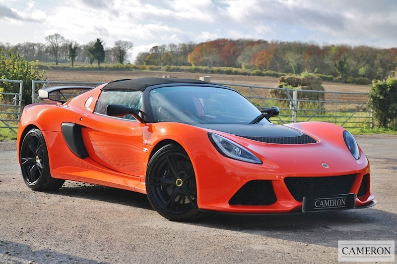 Lotus Exige S3 3.5 V6 S Club Racer For Sale