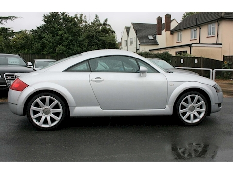 Tt Quattro (180Bhp) Coupe 1.8 Manual Petrol