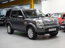 Land Rover Discovery Sdv6 Xs 2013 - Thumb 4