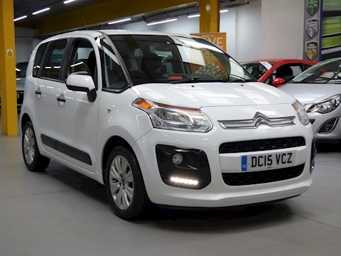 Citroen C3 Bluehdi Vtr Plus Picasso