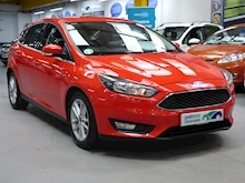 Ford Focus Zetec 2015 - Thumb 0