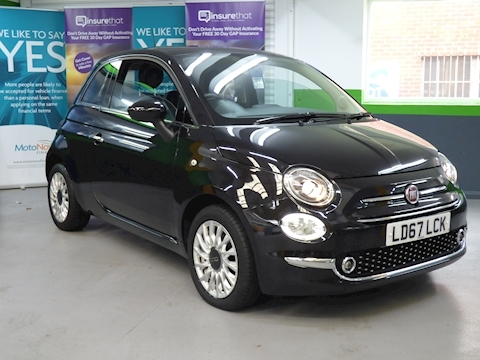 Fiat 500 500 My17 1.2 69hp Lounge