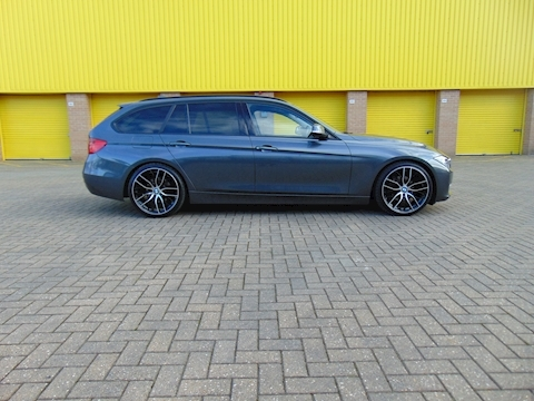 3 Series 316D Sport Touring Estate 2.0 Manual Diesel