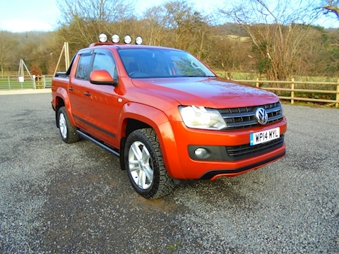 Amarok Dc Tdi Canyon 4Motion Pick-Up 2.0 Automatic Diesel