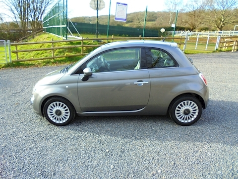 500 Lounge Hatchback 0.9 Manual Petrol