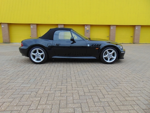 Z Series Z3 Roadster 2.2 2dr Convertible Automatic Petrol