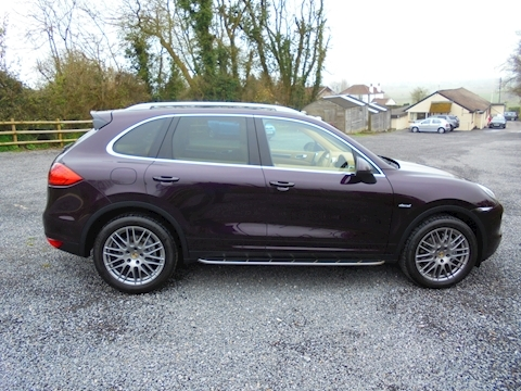 Cayenne D V6 Tiptronic Estate 3.0 Automatic Diesel