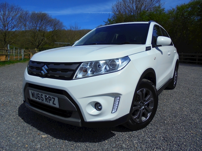 Vitara Sz4 Hatchback 1.6 Manual Petrol