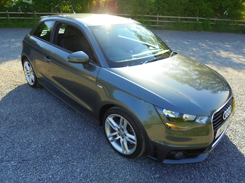 A1 Tdi S Line Hatchback 1.6 Manual Diesel