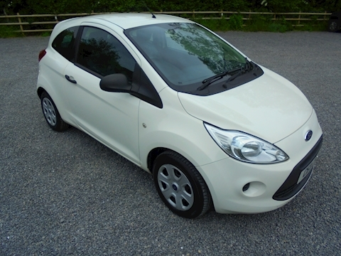 Ka Studio Hatchback 1.2 Manual Petrol