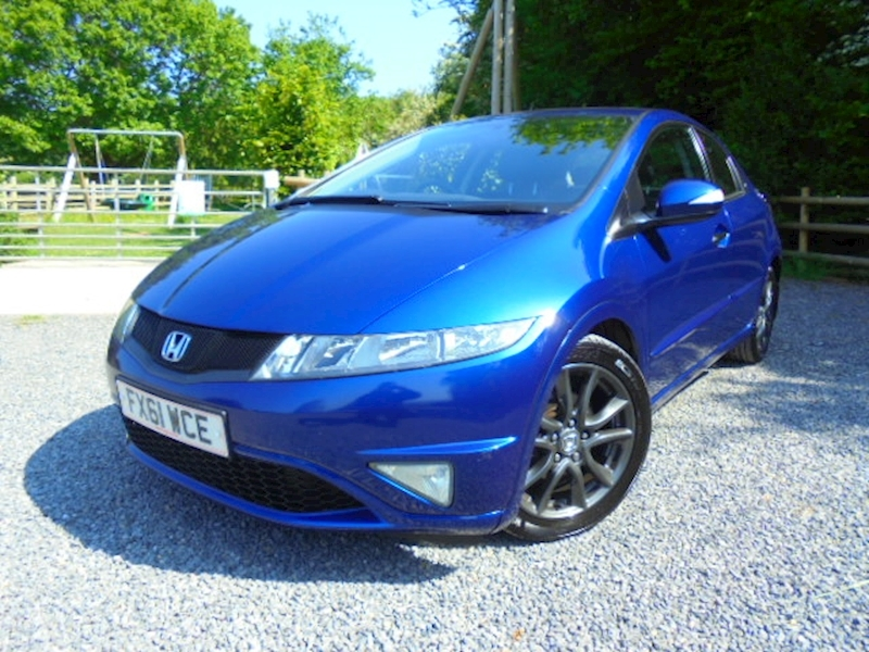 Civic I-Vtec Si Hatchback 1.8 Manual Petrol