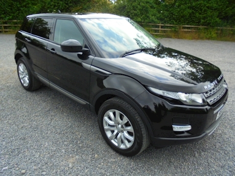 Range Rover Evoque Sd4 Pure Estate 2.2 Manual Diesel