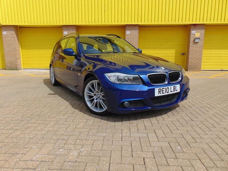 3 Series 320D M Sport Business Edition Touring Estate 2.0 Automatic Diesel