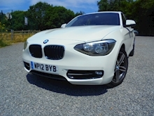 Bmw 1 Series 118D Sport - Thumb 0