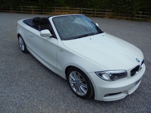 1 Series 118D M Sport Convertible 2.0 Manual Diesel