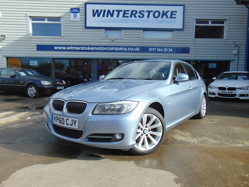 3 Series 320D Exclusive Saloon 2.0 Manual Diesel