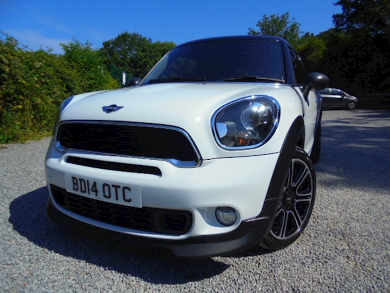 Mini Paceman Cooper Sd Coupe 2.0 Manual Diesel