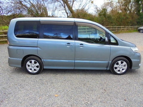 Serena 2.0 Highway Star 1997 5dr MPV Automatic Petrol