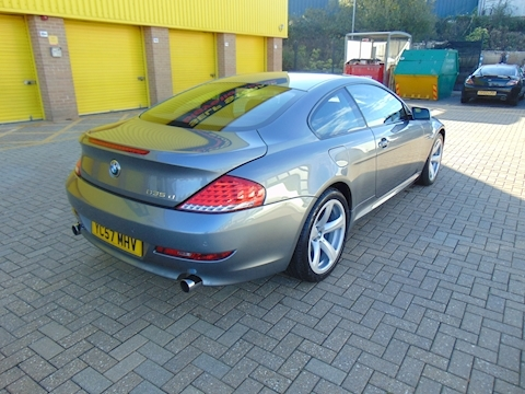 6 Series 635D Sport Coupe 3.0 Automatic Diesel