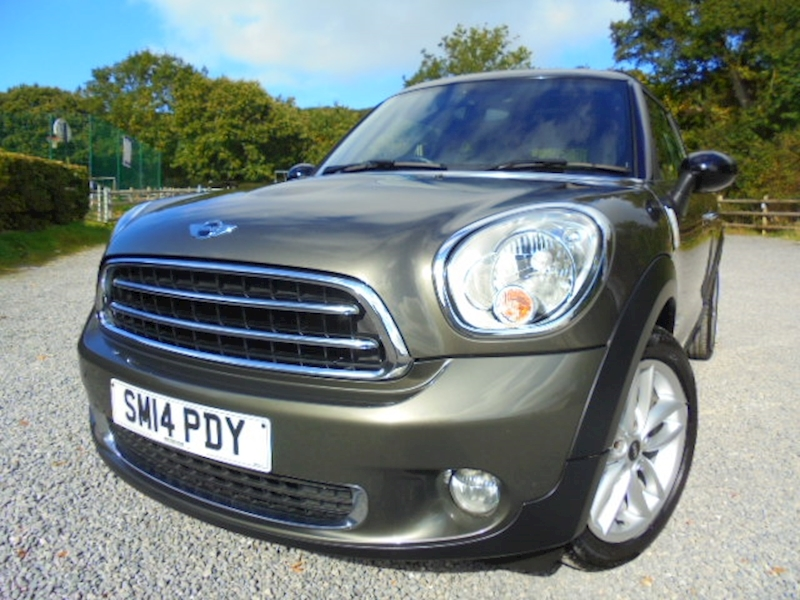 Mini Paceman Cooper D All4 Coupe 1.6 Manual Diesel