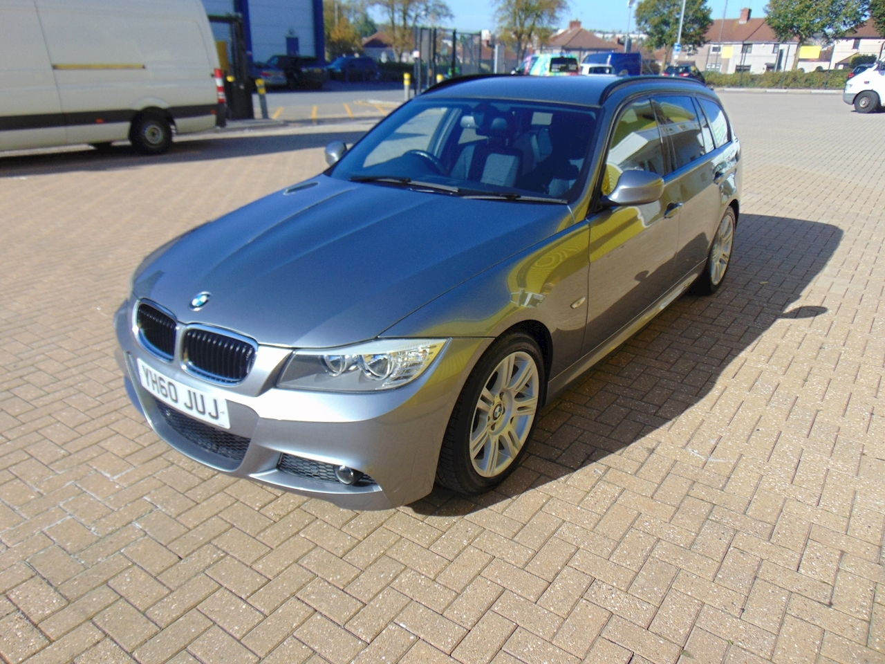 Used Bmw 3 Series 318D M Sport Touring | Car Imports Direct Ltd t/a