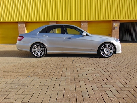 E Class E350 Cdi Blueefficiency Sport Saloon 3.0 Automatic Diesel
