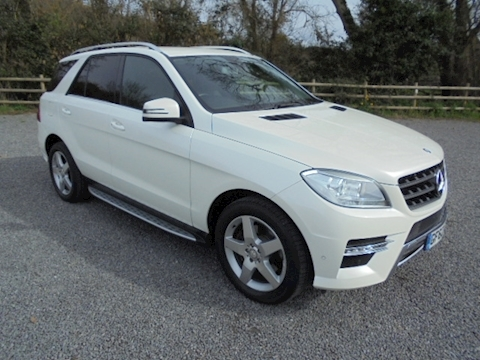 M-Class Ml250 Bluetec Sport Estate 2.1 Automatic Diesel