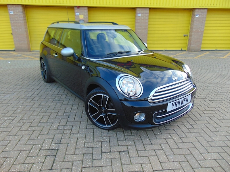 Mini Cooper Clubman Estate 1.6 Manual Petrol